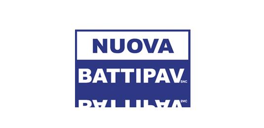 Logo Battipav 1990